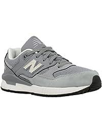 New Balance - 530 - KL530GXG - Color: Blanco-Gris - Size: 40.0