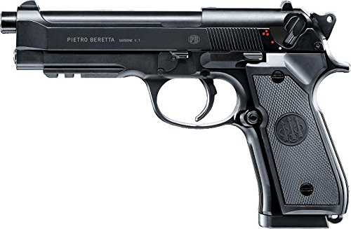 Beretta Mod. 92 A1 Metallschlitten elektrik AEG Softair 0,5 J 6 mm BB Federdruck Metallslide