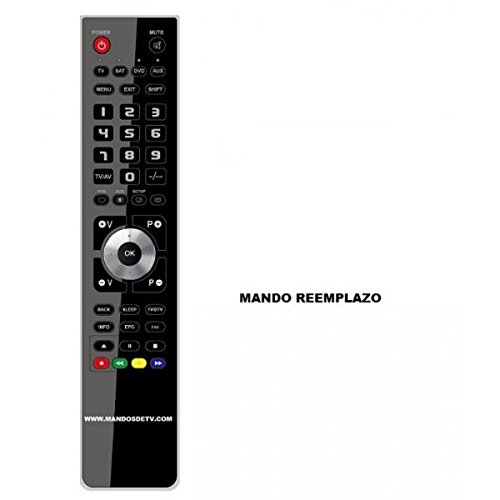 Mando SAT/DTT ENGEL RS4800HD