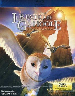 il regno di ga'hoole - la leggenda dei guardiani - blu-ray -vn
