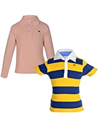 f9463cbe8e7a Gkidz Boys  Polos Online  Buy Gkidz Boys  Polos at Best Prices in ...