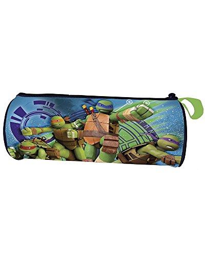 Tortugas Ninja Estuche portatodo cilindrico