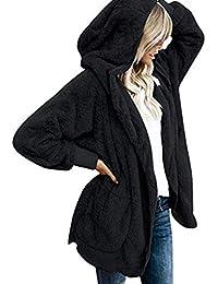 0413cc1e379026 Suchergebnis auf Amazon.de für: Strickjacke Mit Pelz - Damen: Bekleidung