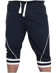 Herren Schorts Sweat-shorts Unisex Caprihose