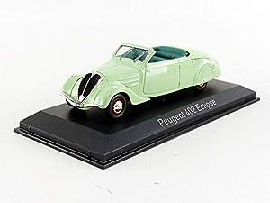 Norev NV474218 - Eclipse Peugeot 402 (1:43, 1937), Color Verde
