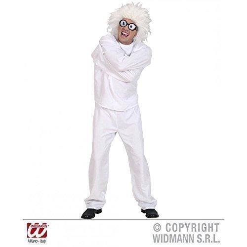 hsenenkostüm Zwangsjacke wahnsinniger Irrer Gr. S = 48 (Irrenanstalt Kostüm)