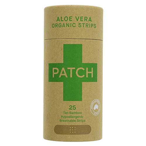 Parche   Tiritas de bambú – Aloe Vera   2 x 1 (Reino Unido)