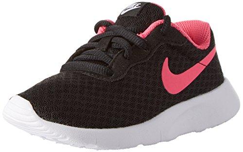 Nike Kinder Schuhe (Nike Mädchen Tanjun (Ps) Turnschuhe, Schwarz (Black/Hyper Pink-White), 31 EU)