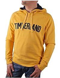 Timberland Homme Sweatshirt à capuche rivière