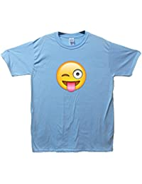Crazy Face Emoji T-Shirt
