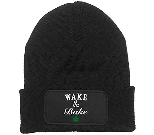 Preisvergleich Produktbild Dibbs Wake & Bake Mütze Beanie, PBH-Unkrautvlies WAB01-BK