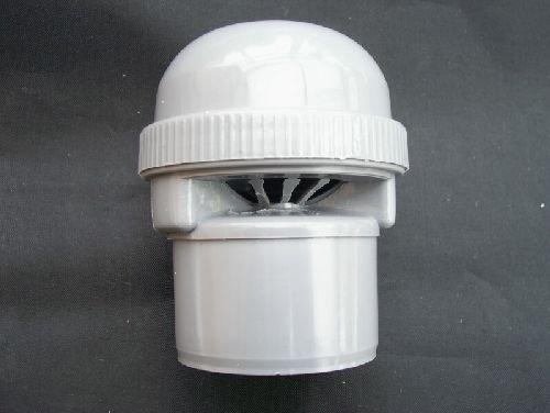 Abwasser Rohrbelüfter Belüftungsventil HT DN 32-110 mm HypAir Balance Abfluss
