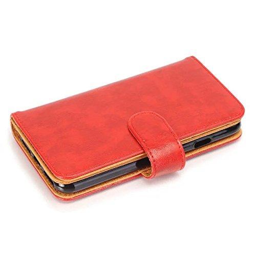 iPhone Case Cover Housse de qualité supérieure pour portefeuille, Housse Kickstand pour iPhone 4 ( Color : 3 , Size : IPhone 7 ) 2