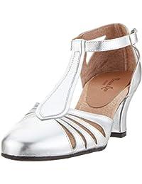 0663f55b169a11 Rumpf 9210 Damen Tanzschuhe Balboa Latein Salsa Rumba Tango Ballroom Schuhe  Material Leder