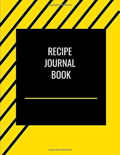 recipe journal book: This book  about  recipe journal book and  journal it and recipe journal or  wine journal write it down