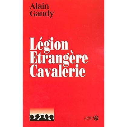 Légion étrangère Cavalerie