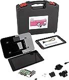 MAKERFACTORY Raspberry Pi® 3 Model B+ 7 Zoll Tablet-PC Set 1GB Noobs inkl. Betriebssystem Noobs, inkl. Gehäus