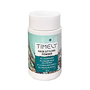 Timely – Polvo voluminizador, 10 g