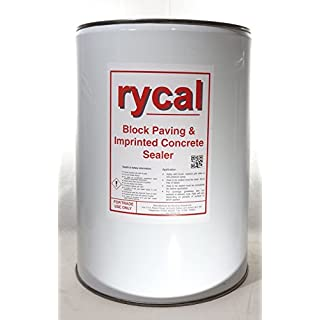 Rycal Block Paving and Concrete Sealer 20Ltr