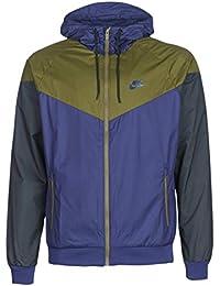 new york e40e1 8b78d Nike Herren Windrunner Jacke