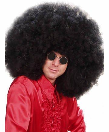 (70er Jahre Afro-Perücke