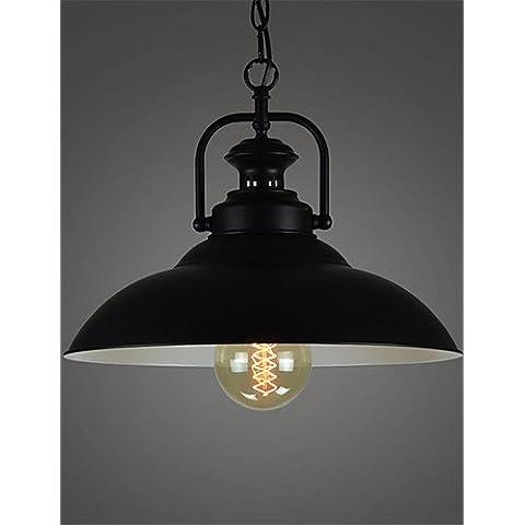 Fx@ Max 60W Cosecha Mini Estilo Pintura Metal Lámparas ColgantesSala de estar / Dormitorio / Comedor / Cocina / Habitación de estudio/Oficina , 220-240v