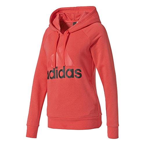 adidas Damen Essentials Hoodie Tacros, XS -