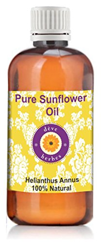 Deve Herbes Pure Sunflower Oil, 100ml