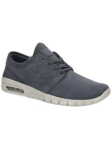 Nike Sneaker Uomo Grigio Grau Dunkelgrau (Dark Grey/Light Bone/Summit White)