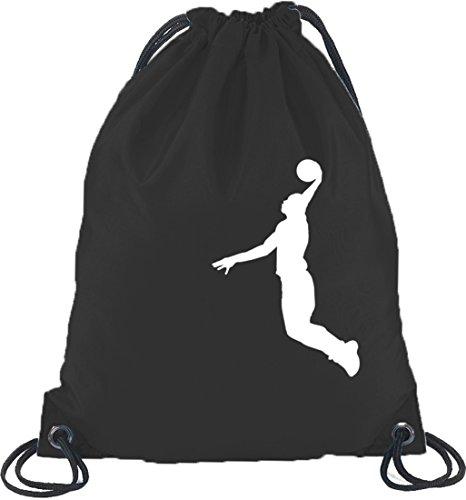 NBA NBA Logo seitlich
