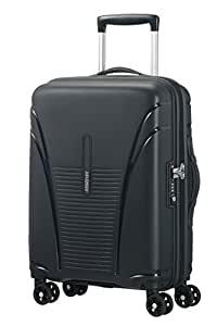 American Tourister Durchläufer Koffer, 55 cm, 32 L, Dark Slate