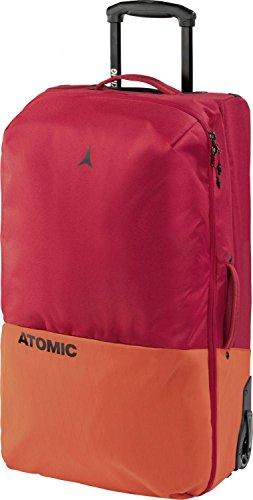Atomic AL5037610 Bolsa de Viaje con Ruedas, Unisex Adulto, Rojo Brillante, One Size