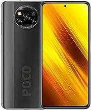 Xiaomi Poco X3 Smartphone, NFC, Dual SIM, 6GB RAM, 64GB, Global Version - Shadow Gray