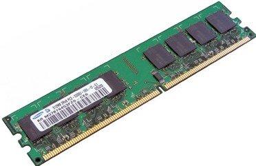 Samsung Original 2 GB 240 Pin DDR2-800 (PC2-6400) 128Mx8x16 Double Sided (M378T5663QZ3-CF7)