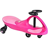 boppi® Coche correpasillos Wiggle para niños - Rosa