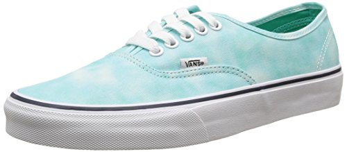 Vans Authentic, Sneakers Basses Mixte Adulte Turquoise (Tie Dye/Turquoise)