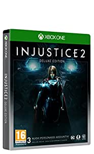 Injustice 2 - Deluxe  Limited - Xbox One