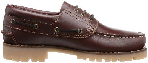 Daniel Hechter Hd06028, Chaussures bateau Homme Bordeaux (330)