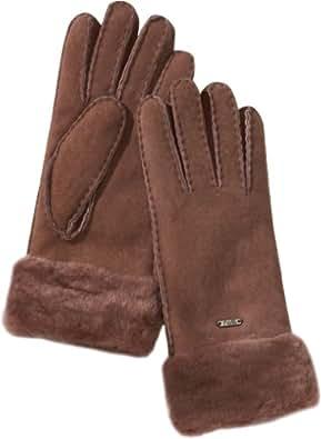 Emu Australia Apollo Bay Women's Gloves Red Earth Medium/Large