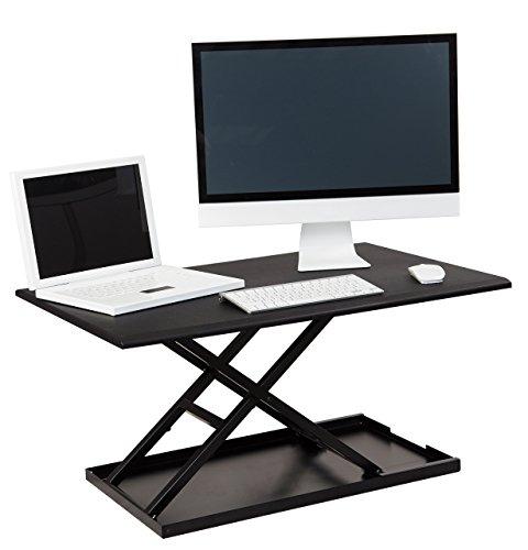 AirRise Standing Desk Hub Sit Stand Desk Converter ...