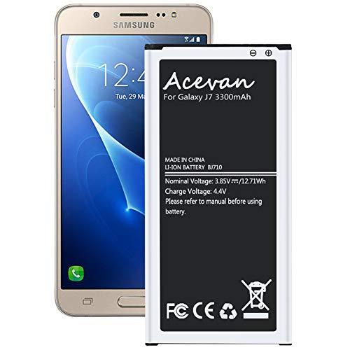 Batería Repuesto Samsung Galaxy J7 2016 J710 J710F
