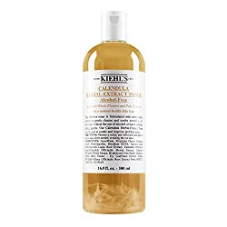 KiehlS Calendula Herbal Extract Alcohol-Free Toner (Normal To Oil Skin) - 500ml/16.9Oz