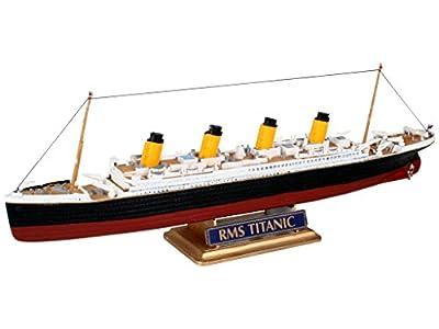 Revell - 5804 - Maquette - R.M.S. Titanic