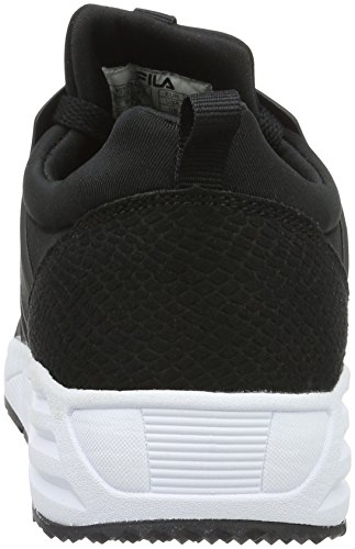 Fila Damen Striker Low Wmn Sneakers Schwarz (nero)