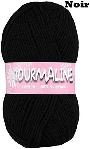 DISTRIFIL TOURMALINE 1320.2.0585 – Pelote de Laine 100% Acrylique pour