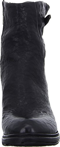 Airstep AS 98 Corn 718207, Bottes femme Noir - Noir