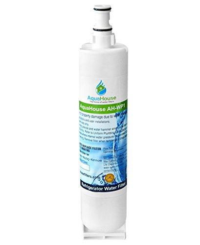 Whirlpool Kühlschrank Wasserfilter Kompatibel Mit SBS002, S20BRS, 4396508, 481281729632 - Whirlpool Wasserfilter