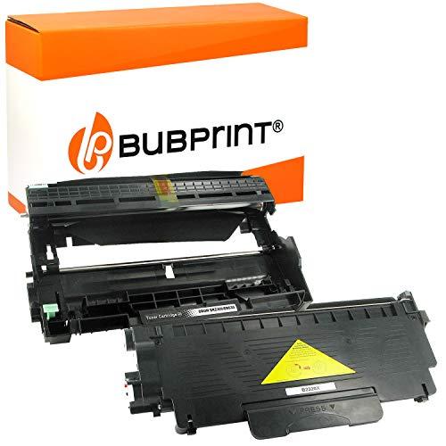Bubprint Toner und Trommel kompatibel für Brother TN-2320 DR-2300 für DCP-L2500D DCP-L2520DW DCP-L2540DN DCP-L2560DW HL-L2300D HL-L2340DW HL-L2360DN HL-L2365DW MFC-L2700DN MFC-L2700DW