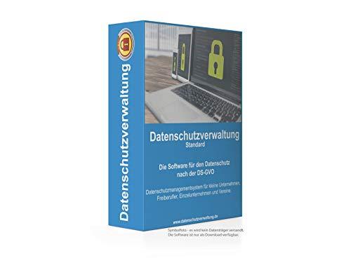 Datenschutzverwaltung - Die Software für den Datenschutz nach der DS-GVO