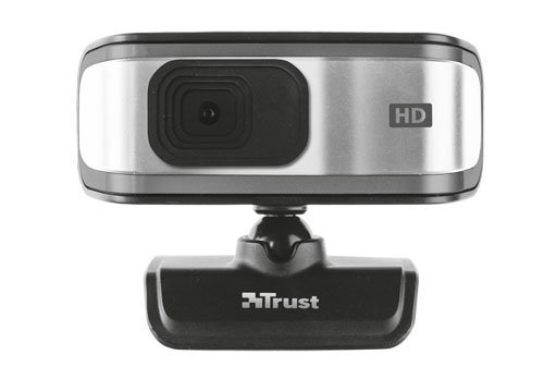 Hd-webcam Billig (Trust Nium HD 720p Webcam schwarz/silber)